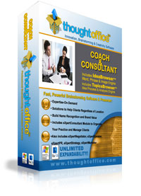 ThoughtOffice Coach & Consultant Software